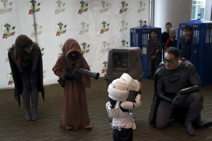 Kids Rule at Emerald City Comicon 2014 [Gallery]