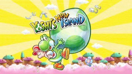 Yoshi's New Island? More Like Yoshi's Cute Island