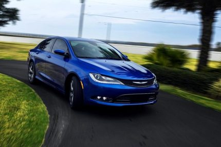 The 2015 Chrysler 200 Packs Futuristic Tech To Keep Your Family Safe