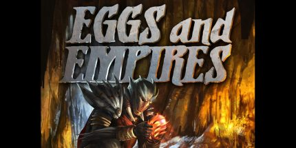 My 2014 Tabletop Game of the Year: Eggs & Empires