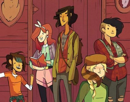 Lumberjanes #1: Friendship to the Max!
