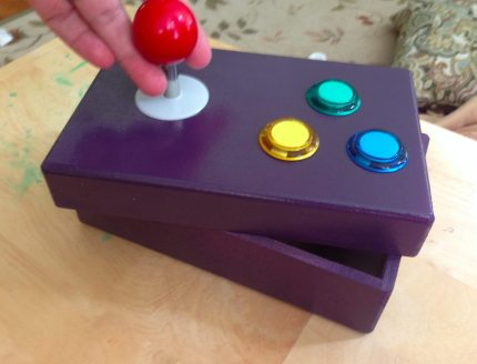 A Great Weekend Project — DIY Arcade Controller