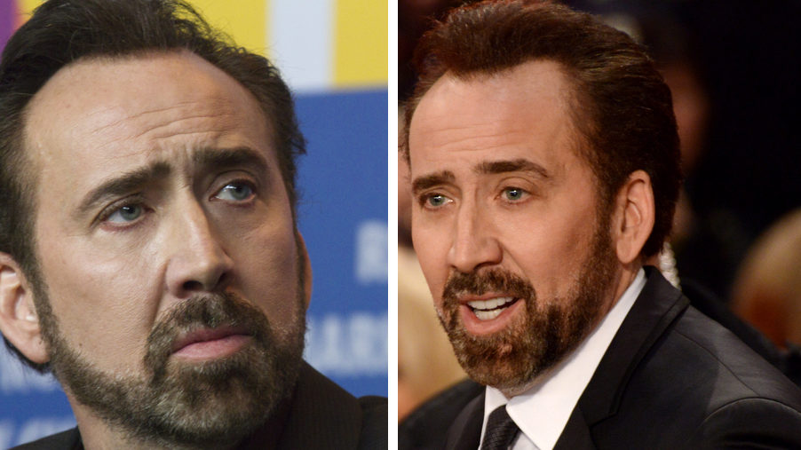 Nicolas Cage Has Been Cast as Nicolas Cage in What Could Be the Best Movie Ever