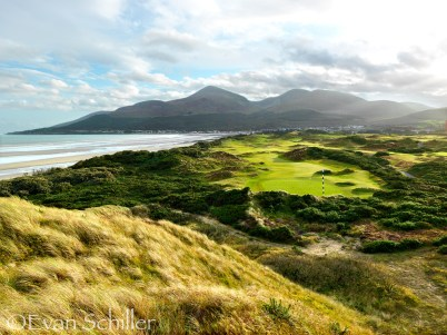 3rd at Royal County Down