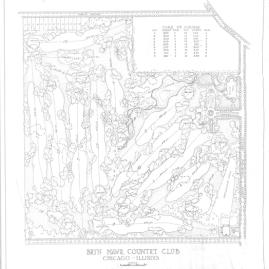 Original Langford & Moreau course map.