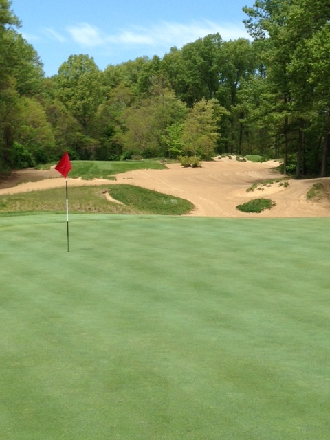 The 2nd at The Dunes Club is both beautiful and versatile, playing from multiple directions and distances.