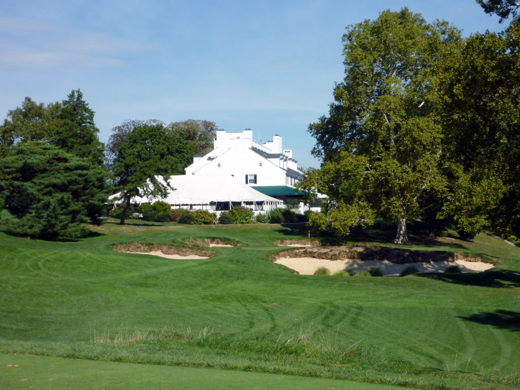Merion #13 (photo by GolfCourseGurus.com)