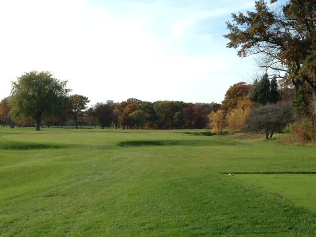 #10 - The back nine begins with what might be the best Road Hole this side of the Atlantic.