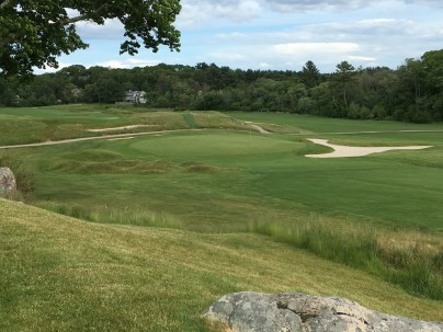 #1 - Par 4 - From the 16th tee