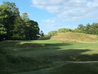 #11 - Par 3 - From the forward tee