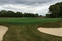 #11 - Par 3 - Right of the green