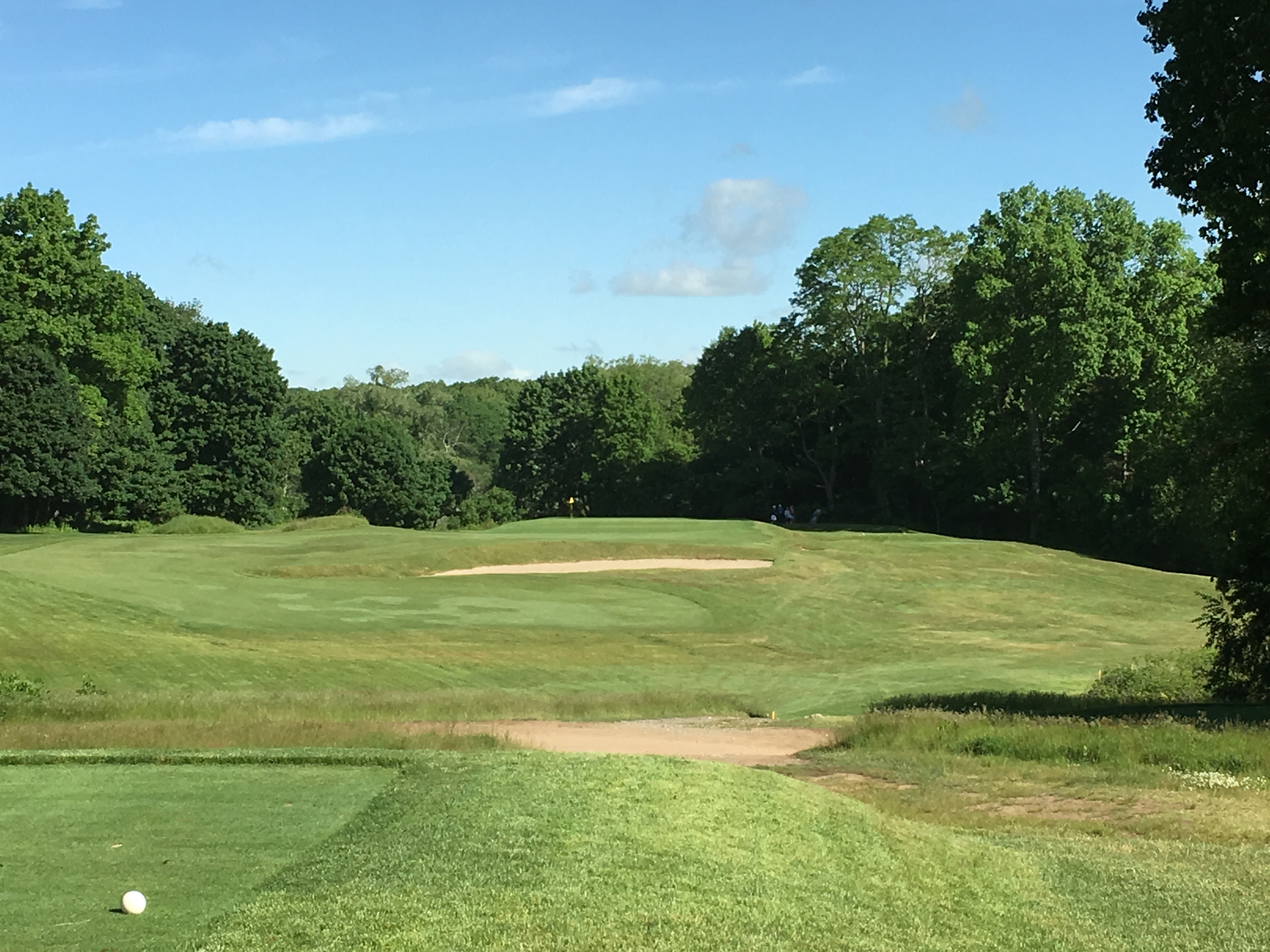#3 - Par 3 - From the tee of this stout one-shotter