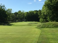 #5 - Par 4 - Approach from the right side