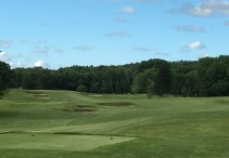 #1 - Par 5 - From the middle tee