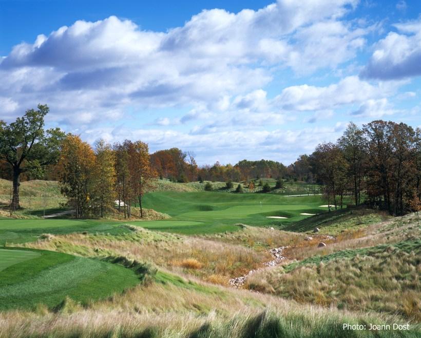 Canyata Golf Club - Hole #12