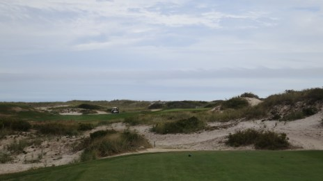 Maidstone #8 (photo by Golf Tripper, on Twitter @ItinerantGolfer)