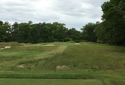 #8 - Par 3 - From the tee on this long one-shotter