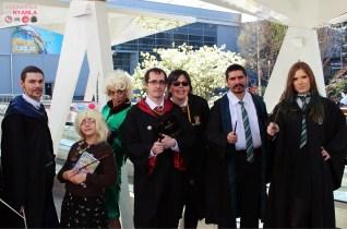 hogwarts cosplays