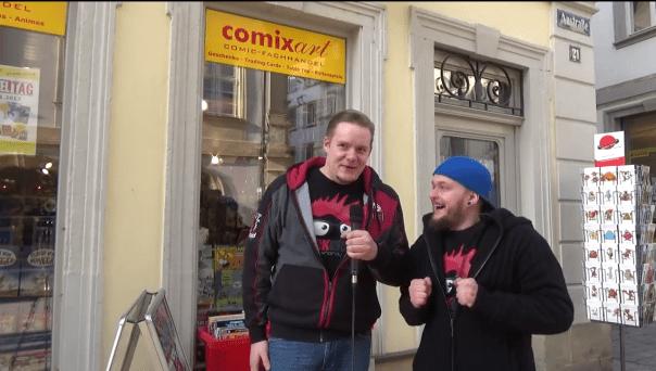 Nerdladen Check Comicbuch Laden Comixart Bamberg