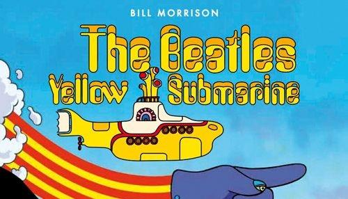 Yellow Submarine – die Graphic Novel zum Beatles-Kultfilm, gezeichnet von Bill Morrison