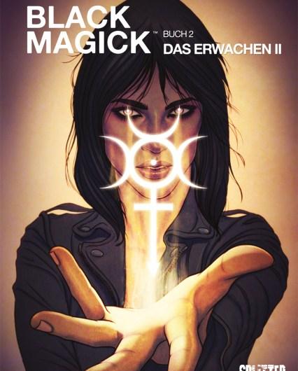 BLACK MAGICK BAND 2 COMIC REVIEW
