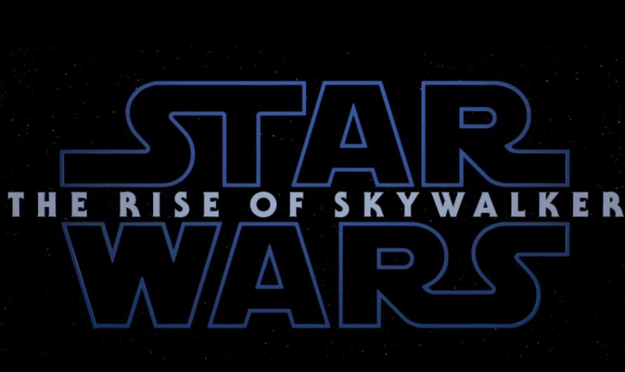 Der Erste Star Wars Episode IX Trailer ist Da!