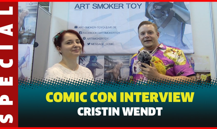 Comic Con Interview mit Cristin Wendt