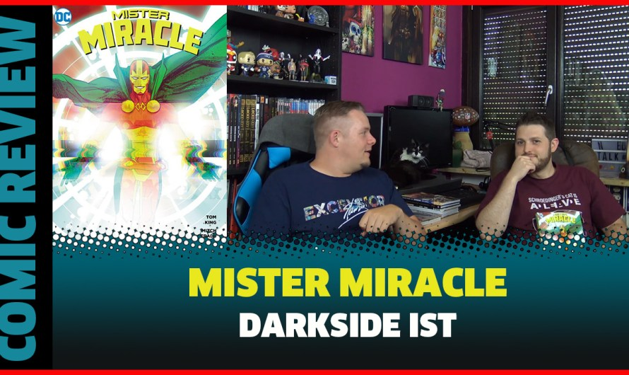 Mister Miracle Megaband 1 Comic Review