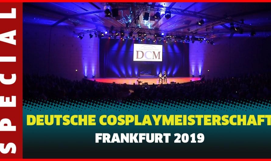 Deutsche Cosplaymeisterschaft 2019 (Frankfurter Buchmesse2019)