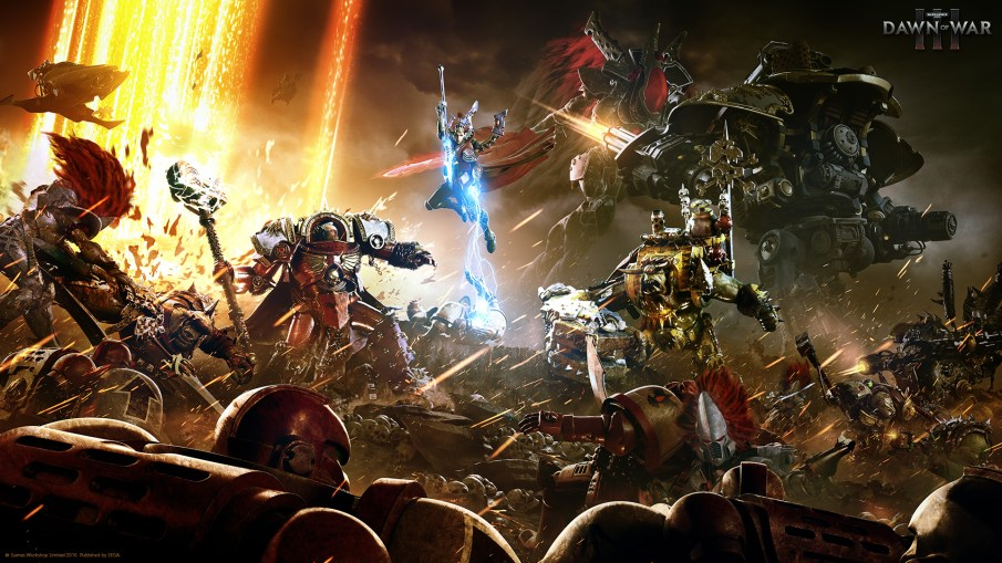 Dawn of War 3 Title