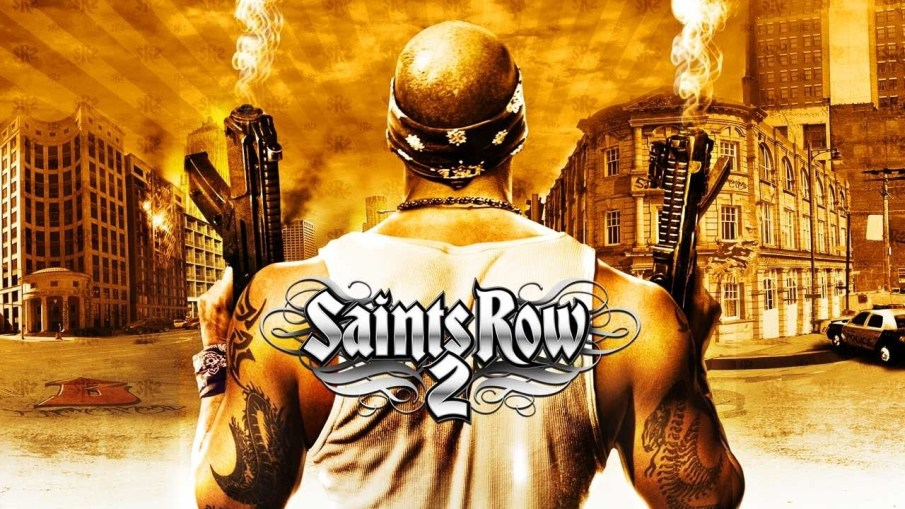 Saints Row 2 Free