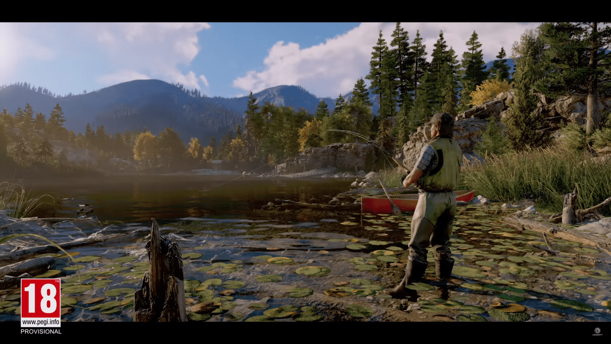 Far Cry 5 Hunting