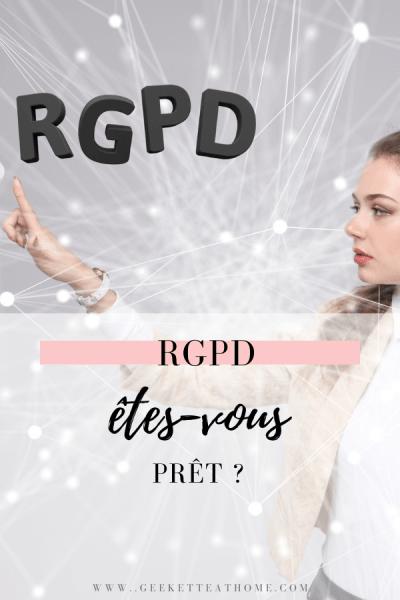 RGPD êtes-vous prêt