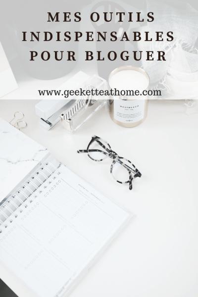 mes outils essentiels pour bloguer