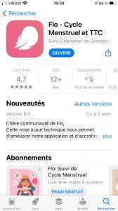 flo app