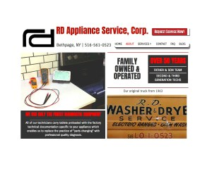 rd appliance interview with David Olivia