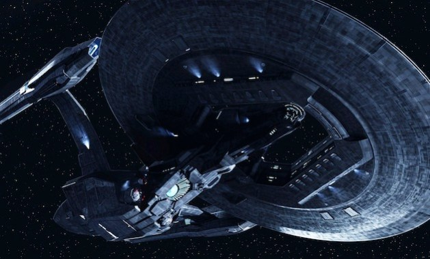 Into Darkness Uss Vengeance