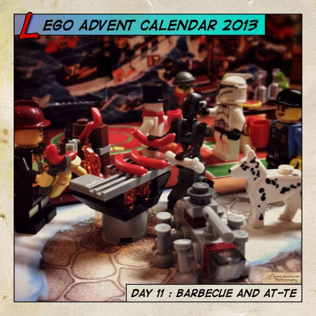 LEGO Advent Calendar 2013 day 11