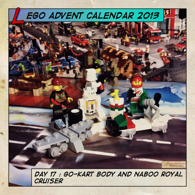 LEGO Advent Calendar 2013 day 17