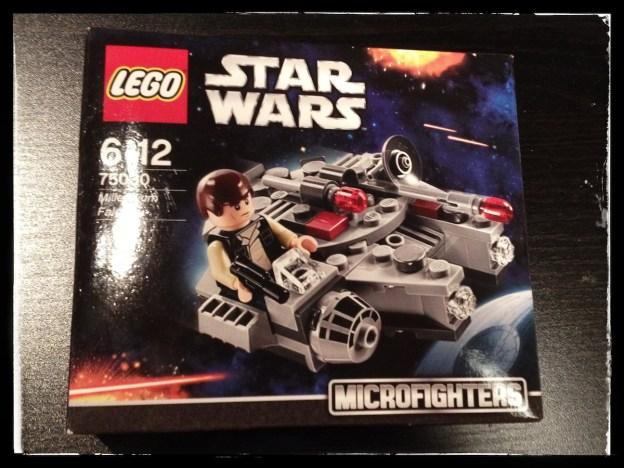 LEGO 75030 Millenium Falcon