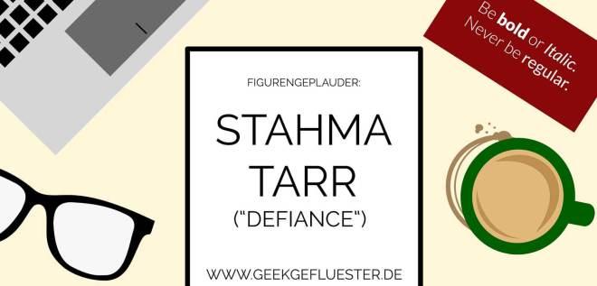 Stahma Tarr