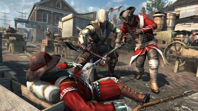 Assassin's Creed 3 Amerikanische Revolution