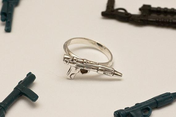Star Wars Blaster Ring