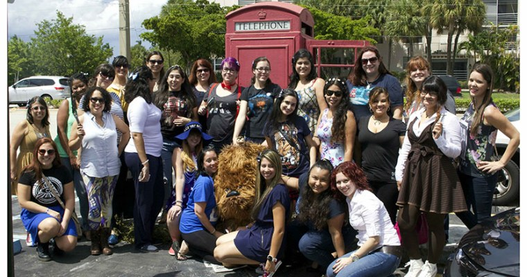 GGB South Florida – Doctor Who Brunch