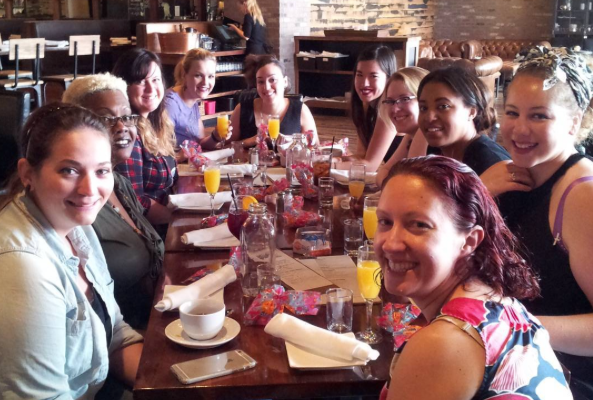 Geek Girl Brunch LA – We Put A Spell On You!