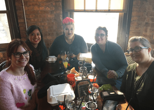 "GGB Milwaukee's ""Bewitching"" Launch Brunch"