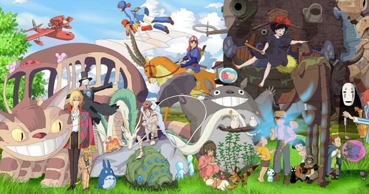GGB San Antonio's September Ghibli Studios Brunch!