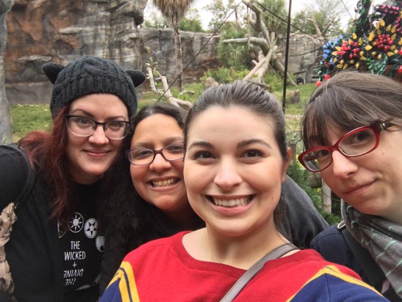 GGB Houston's Zoo Scavenger Hunt!