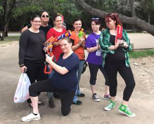 GGB San Antonio's November Hunger Games Event!