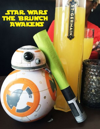 The Brunch Awakens